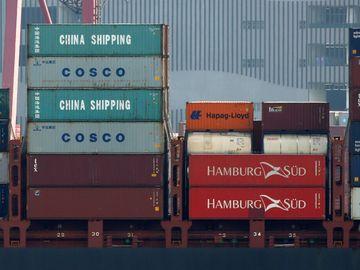 中國進出口