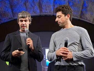 谷歌(Google)兩位聯合創始人拉里‧佩奇(Larry Page)和謝爾蓋‧布林(Sergey Brin)宣佈,將辭任公司行政總裁,但會留任董事局。