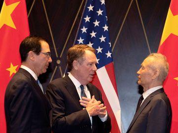 藺常念:中美達成第一階段貿易協議