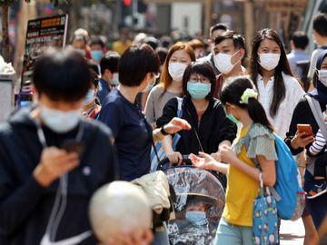 天文台-酷熱天氣警告-24節氣-小暑-中暑-症狀-香港財經時報HKBT