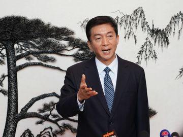 港版國安法, 駱惠寧, 鄭雁雄