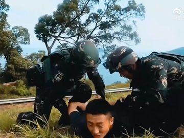 解放軍, 武警, 港版國安法