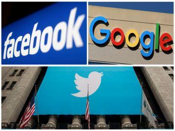 Facebook, WhatsApp, Google, Twitter, Telegram, Apple, 港版國安法