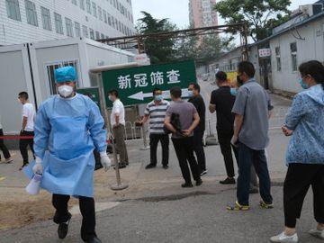 特朗普, 美國, 世界衛生組織, WHO, 中國, 新冠肺炎, 譚德塞, 新冠病毒