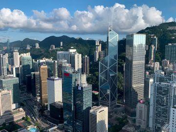 香港, 國際金融中心