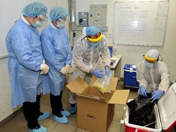 新冠肺炎 民政總署 物業管理公司協會 物管檢測計劃 保安員 清潔工 免費檢測