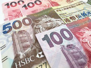 定期存款, 港元定期存款, 港元, 匯豐, 中銀, 中信銀行, 恒生銀行, 工銀亞洲,