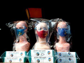 美國, 偽冒防疫品, 口罩