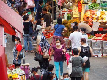 無限量寬 效果 疫市 香港股市升 商品升 樓價升 第一桶金