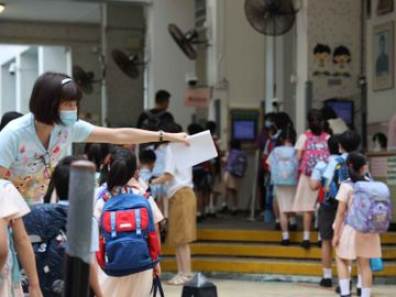 Happy School, 學生, 小一選校, 學校, 小一派位, 升學班, 面試班, 香港財經時報HKBT