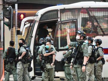機動部隊, 香港警察, 警員, 男警, 確診, 警務處