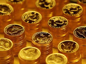 金價, 黃金, 金幣, 熊貓金幣, 加拿大楓葉金幣, 投資
