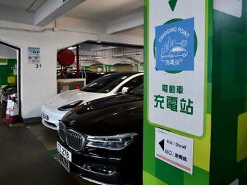 電動車首次登記稅, 寬減期延長, 政府, 8億, 新能源運輸基金, 資助, 電動商用車, 香港財經時報HKBT
