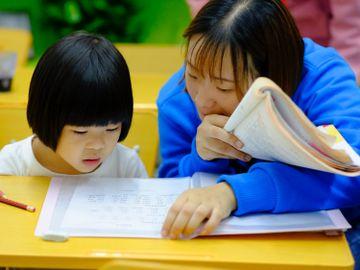 學童, 教育中心學習, 疫情下業主不減租, 補習社, 香港財經時報HKBT
