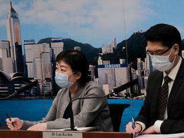 香港疫情, 印傭, 張竹君, 香港財經時報