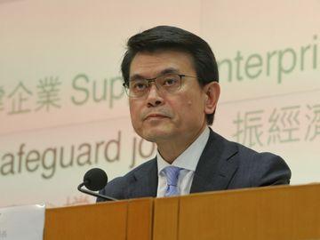 邱騰華, 香港財經時報HKBT