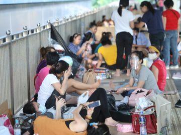 疫情, 外傭, 外出染疫, 僱主, 唔想姐姐出街, 專家, 磨擦, 香港財經時報HKBT
