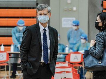 羅致光, 外傭宿舍病毒測試, 香港財經時報HKBT