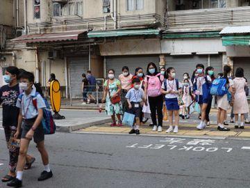 幼稚園, k3學生, 小一入學申請表, 升小2021, 教育局, 小一入學統籌辦法, 香港財經時報HKBT
