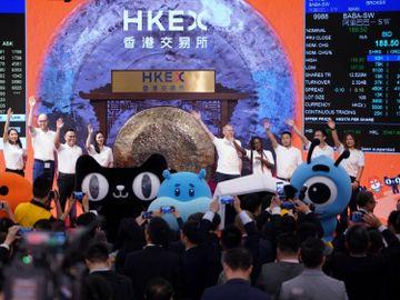 科技股, 回吐, 中線走勢樂觀, 螞蟻上市, 阿里巴巴股價, 香港財經時報HKBT