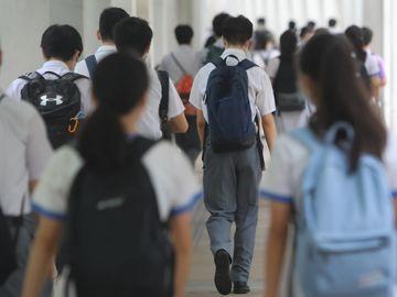 網上教學, 基層學生, 電腦, 香港財經時報HKBT