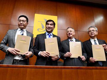 施政報告, 諮詢, 自由黨, 香港財經時報HKBT