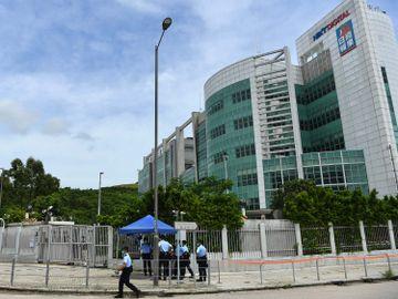 證監會-香港警察-壹傳媒-虛假交易-串謀詐騙-洗錢-沽空-沽出