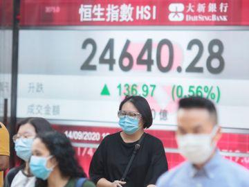 港股-港股收市-恒指-譚智樂-香港財經時報