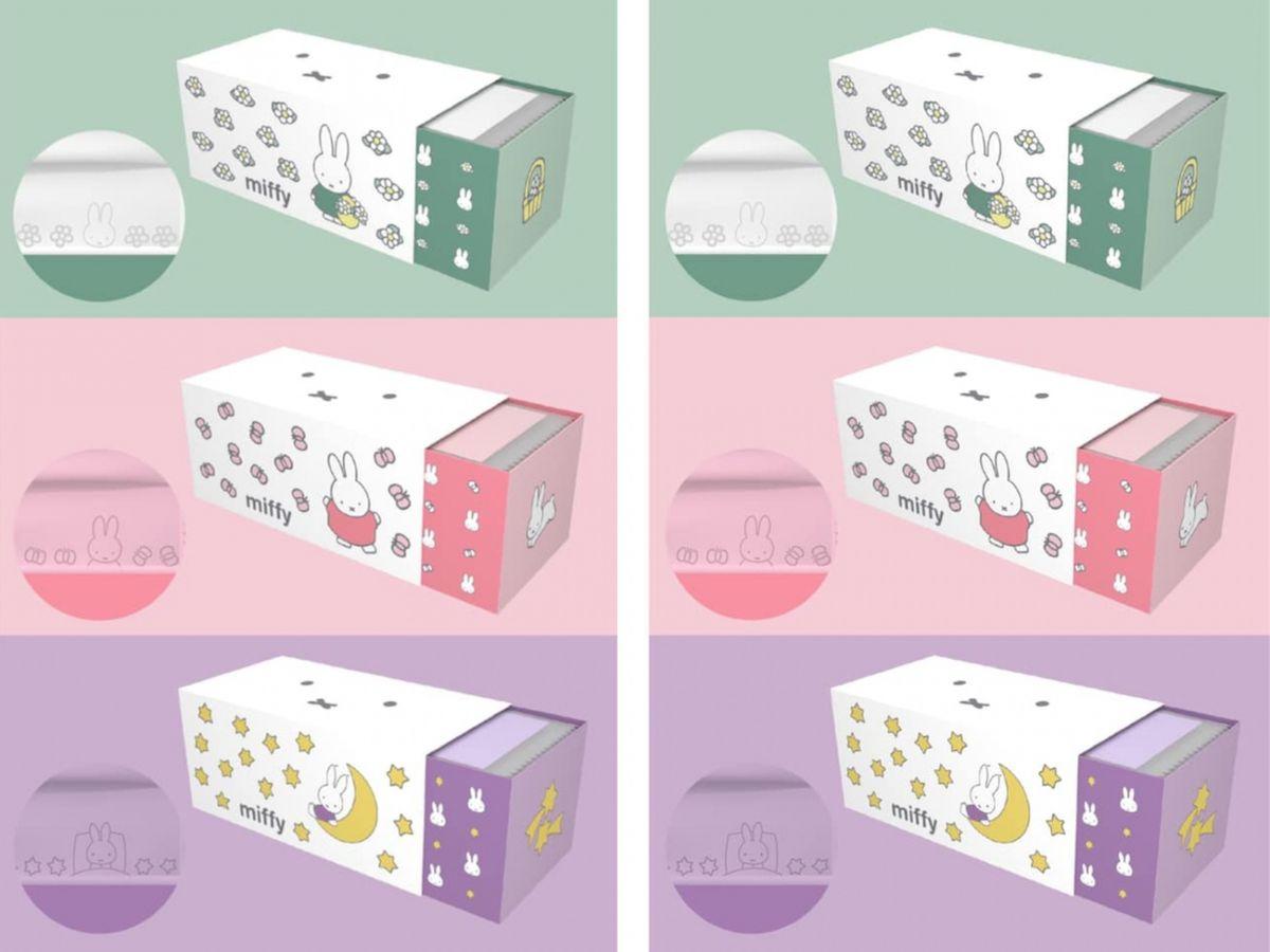 Miffy三層防護口罩-彩色口罩-東興大藥房-預售Miffy口罩-Gimans Care-鬆弛熊口罩-香港財經時報HKBT