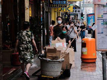 香港-失業率-重災區-建造業-飲食業-旅遊業-零售業-就業不足率-羅致光-香港財經時報HKBT