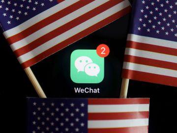 微信-wechat-wecom-企業微信-美國-特朗普-禁令-抖音-tiktok-香港財經時報HKBT