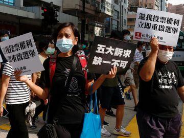 港區國安法-保安局-口號-香港警察-立法會-國家安全-參選權-香港財經時報HKBT