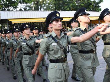 懲教署招聘-二級懲教助理人工-體能測試-仰臥起坐-入職要求-香港財經時報HKBT