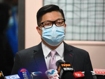 鄧炳強-和理非-警務處處長-傳媒定義-警察通例-封鎖區-香港財經時報HKBT