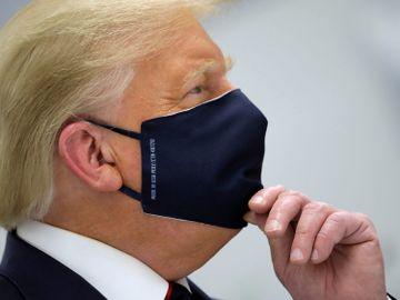 美國大選-特朗普-新冠肺炎