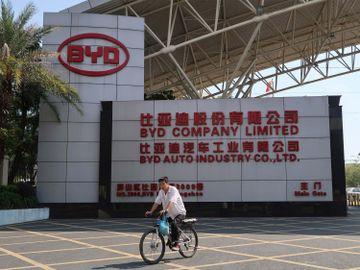 比亞迪-新能源汽車-特斯拉-特朗普-新冠肺炎-美國大選-鄧聲興-香港財經時報HKBT