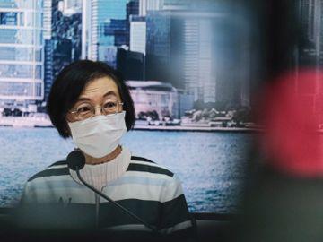 限聚令-口罩令-溜冰場-陳肇始-食物及衛生局-社交距離措施-香港財經時報HKBT