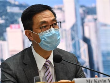 教育局-楊潤雄-九龍塘宣道小學-不能逾越的紅線-港獨
