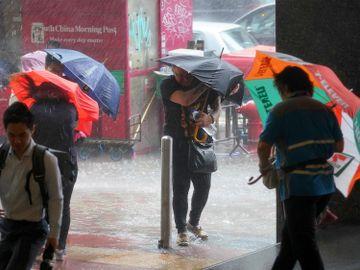 熱帶氣旋-打風-低壓區-東北季候風-蓮花-天文台-香港財經時報HKBT