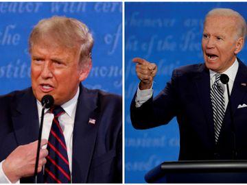 美國總統大選-辯論-特朗普-拜登-佩洛西-競選活動-香港財經時報HKBT