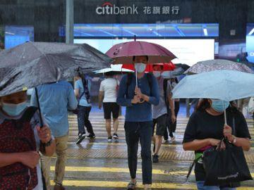 天文台-浪卡-一號風球-三號風球-八號風球-熱帶風暴-打風-香港財經時報HKBT