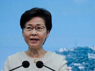 美國國務院-制裁-螞蟻集團-林鄭月娥-香港財經時報HKBT
