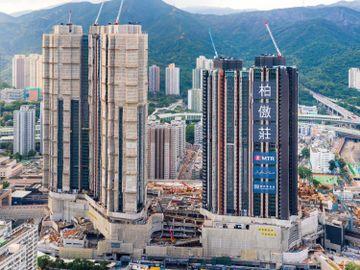 柏傲莊-新世界-港鐵-鄭志剛-大圍站上蓋項目-香港財經時報HKBT