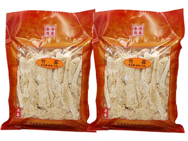 香港啟泰-竹笙-防腐劑-二氧化硫-含量超標-食安中心-停止食用-香港財經時報HKBT