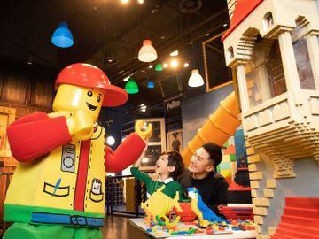 香港樂高探索中心-親子好去處-LEGO主題遊樂場-尖沙咀-門票開售-香港財經時報HKBT