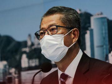陳茂波-財政司-香港經濟-經濟復甦-新冠肺炎