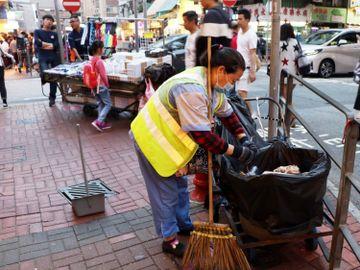 最低工資-最低工資委員會-工聯會-勞方-資方-香港中通社