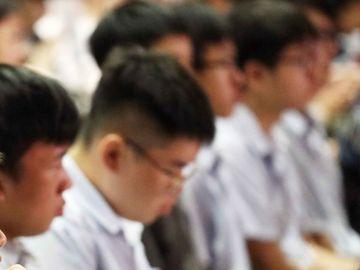 青協調查-香港中學生-壓力指數-中六生-發惡夢-香港財經時報HKBT