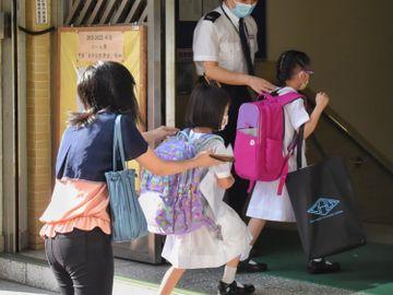幼稚園-小學-爆發上呼吸道病感染個案-衞生署-學校員工-香港財經時報HKBT