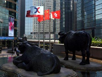 恒指換馬-恒生指數-恒指-藍籌股-美團點評-安踏體育-百威亞太-太古A-新經濟股-阿里巴巴-騰訊控股-恒指成份股50隻變52隻-香港財經時報HKBT
